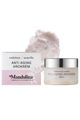 Vadrózsa & Acmella anti-aging arckrém